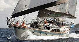 Why Charter a Crewed Sailboat
